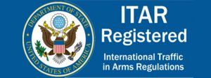 ITAR Registration certification